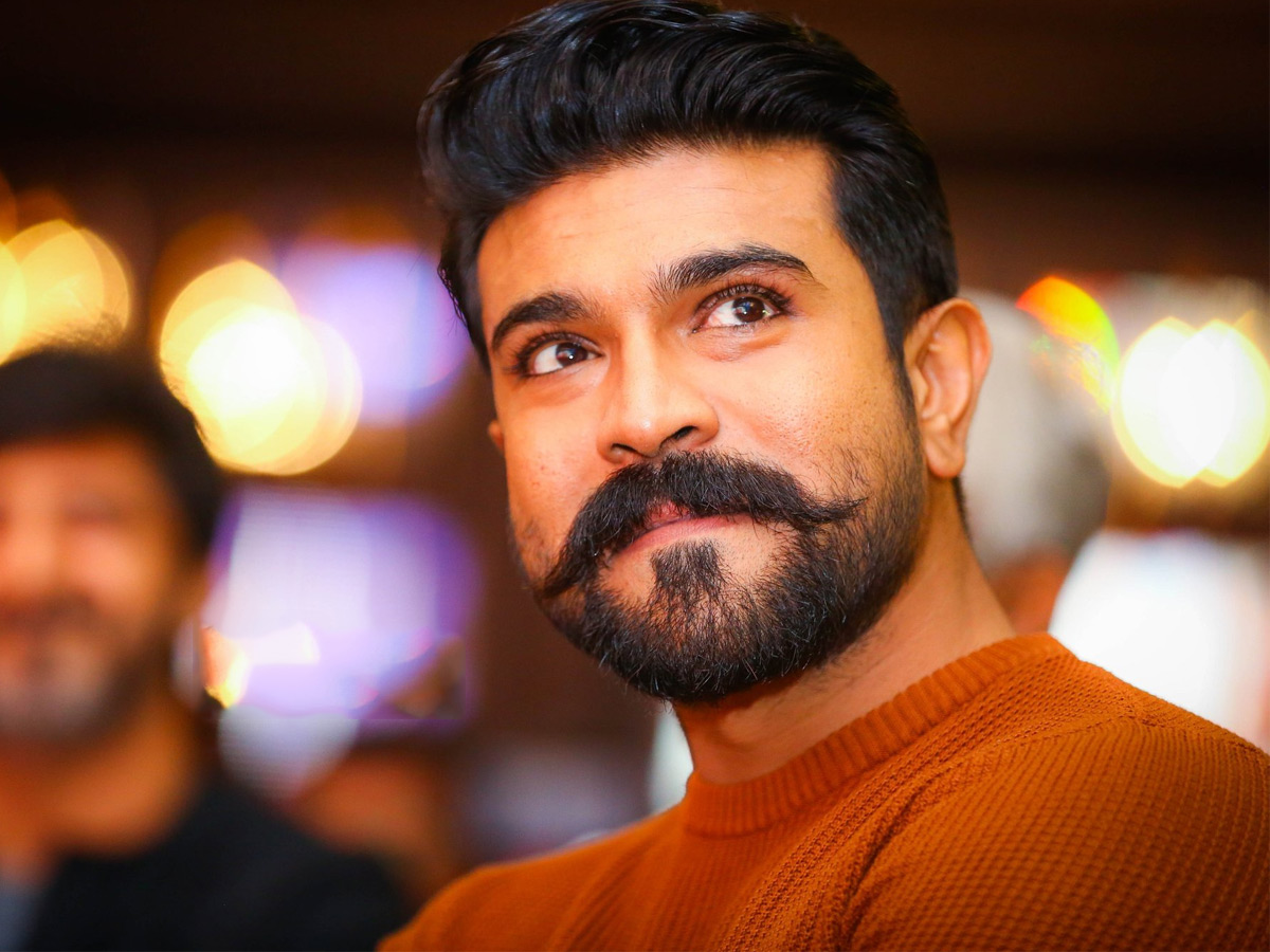 Ram Charan to implement that mega idea next year