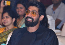 Rana Daggubati raps for Baahubali Co-star