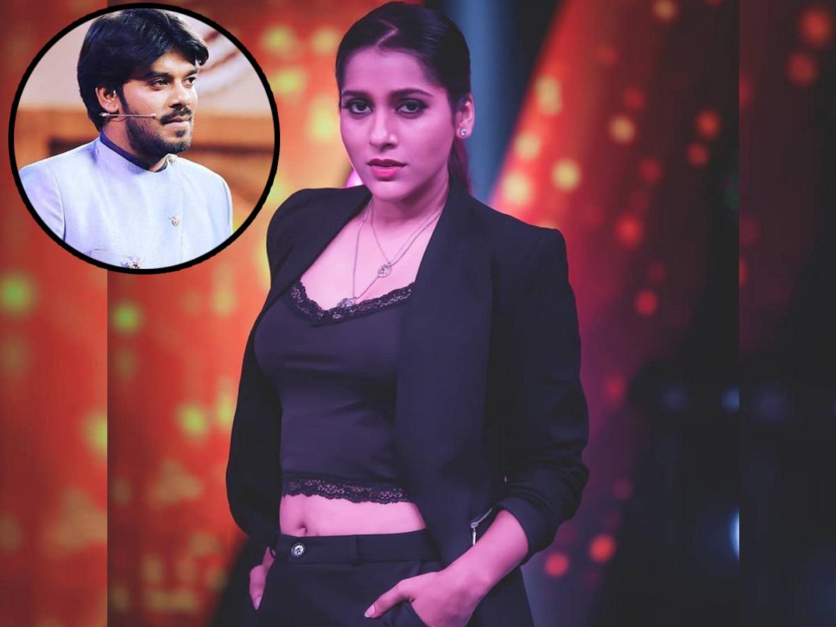Rashmi Gautam says, Sudigaali Sudheer looks terrific