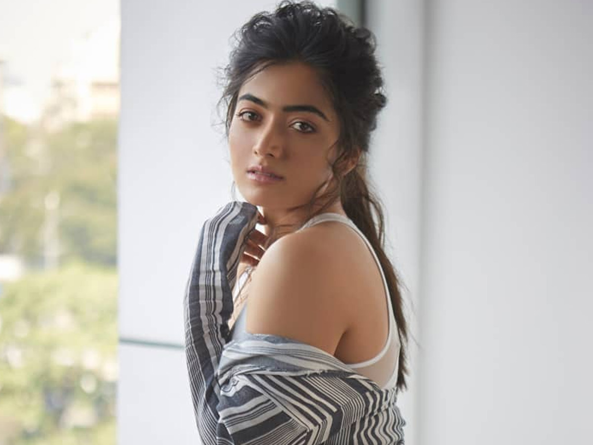 Rashmika rejected her biggest offer to date