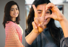 Rashmika opened up that she loves…?