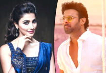 Reincarnation Role Reversal between Prabhas and Pooja Hegde