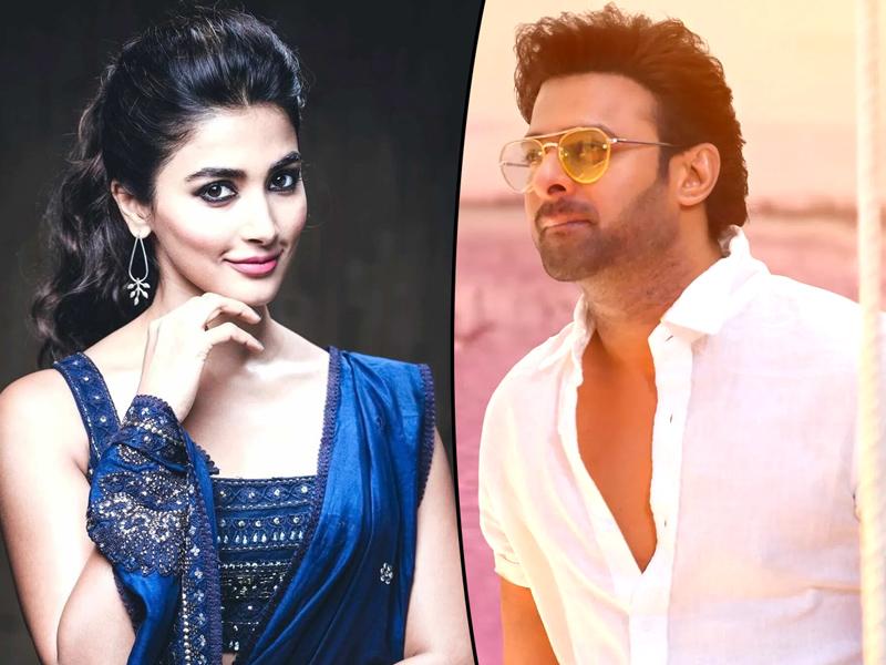 Reincarnation Role Reversal between Prabhas and Pooja Hegde