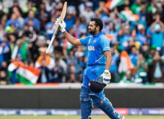 Rohit Sharma becomes the first Indian cricketer to achieve this feat