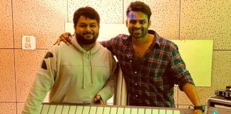 Sai Dharam Tej gifted Pearl Mallet Workstation to Thaman