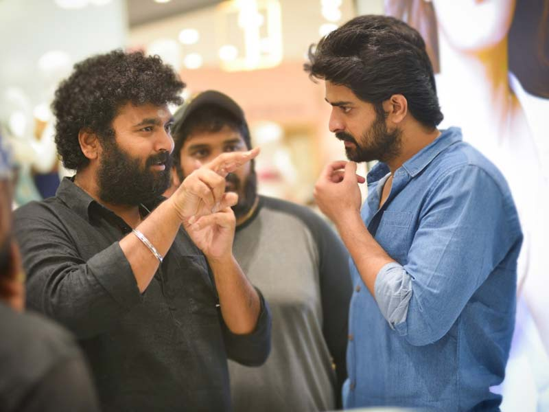Special Surprise from Naga Shaurya