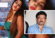 Sri Reddy says, Wanna date with u Ram Gopal Varma