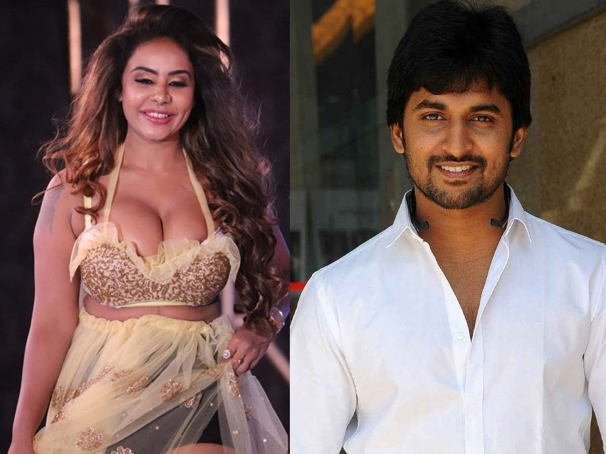 Sri Reddy warning to Natural S*erm hero Nani