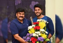 Sundeep Kishan made Chiranjeevi Fans Happy
