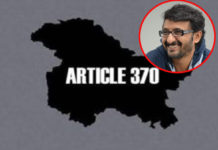 Teja daring move, next on Article 370