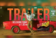 Thipparaa Meesam Trailer: Sree Vishnu deals with drugs and girls