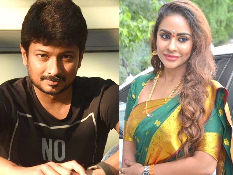 Udayanidhi Stalin shared bed with Sri Reddy whole night in a hotel