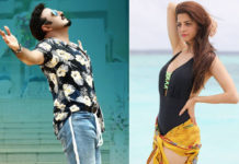 Vedhika Lip lock with Balakrishna in Ruler?