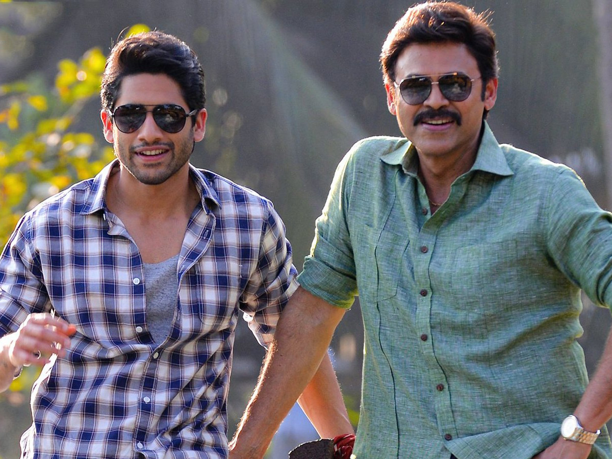 Venky Mama making it tough for other releases