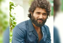 Vijay Deverakonda begins Musical Journey