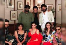 Vijay Deverakonda spotted with Alia Bhatt
