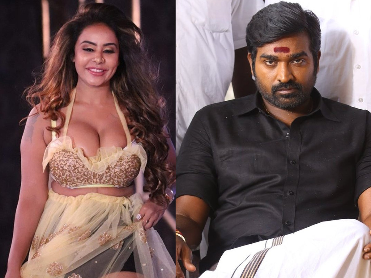 Vijay Sethupathi is Sri Reddy Favorite star or Next Target?