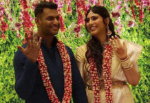 Vishal, Anisha Alla Marriage date Locked?