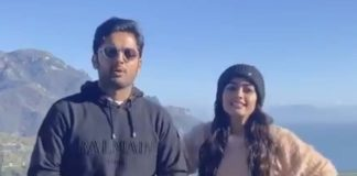A cute treat and Surprise from Nithiin Bheeshma