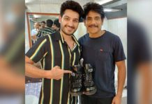 Ali Reza says, Nagarjuna gifted me a pair of shoes