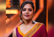 Anasuya Bharadwaj tweet not near the reality?
