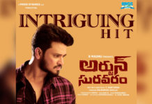 Arjun Suravaram 1st Week Collections