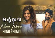 Aswathama Ninne Ninne Song Review