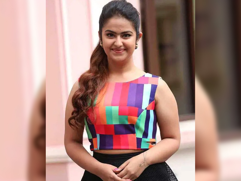 Avika Gor says Me shaking a leg with Allu Arjun Are you mad