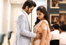 Bheeshma highlightsRashmika Mandannacurvaceouswaist