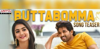 Buttabomma song teaser: Another chart buster on the way?