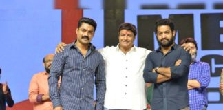 Buzz: Balayya and NTR to be seen together
