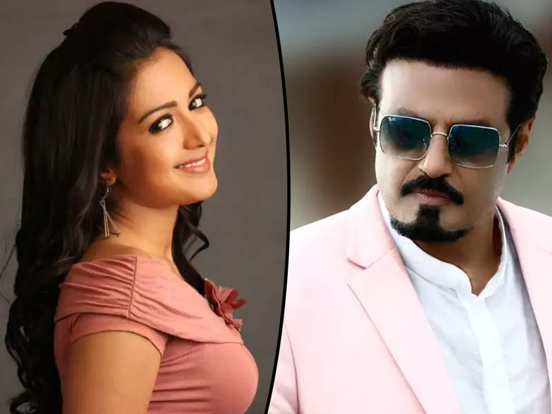 Catherine Tresa to get a place in Balakrishna film?