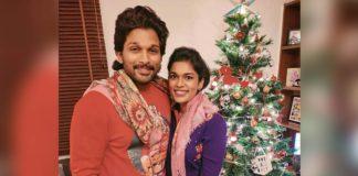 Chiranjeevi daughter Sreeja Secret Santa is Stylish Star