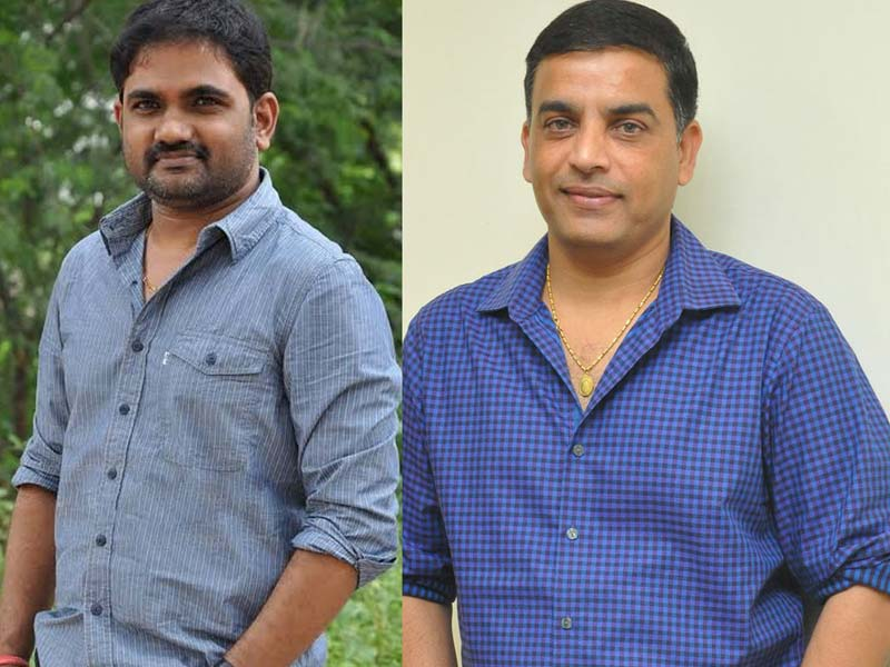 Dil Raju offers a movie for Maruthi