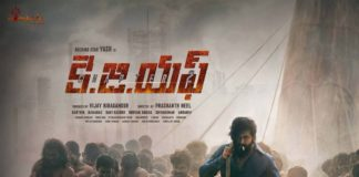 KGF 2 First look Yash rebuilds an Empire
