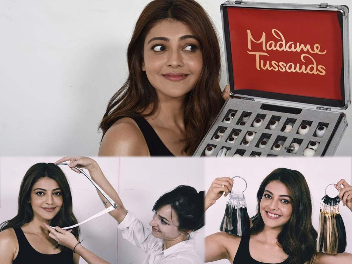 Kajal Aggarwal to introduce her figure