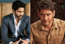 Naga Chaitanya doing damage to Mahesh Babu image
