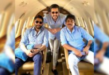 Naga Chaitanya enters enjoying mode while Nagarjuna in action