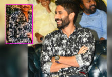 Naga Chaitanya shirt exact copy of dad Nagarjuna?