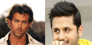 Nithiin flows on his feet and says, A Little for Hrithik Roshan