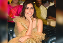 Raashi Khanna stuck in peculiar situation?