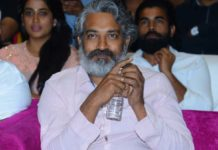 Rajamouli says, Please don't ask me about RRR release date