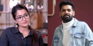 Rakshit Shetty talks about his breakup with Rashmika