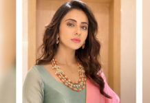 Rakul Preet Singh fired on Journalists