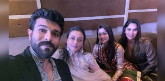 Ram Charan Non Stop partying with Namrata!