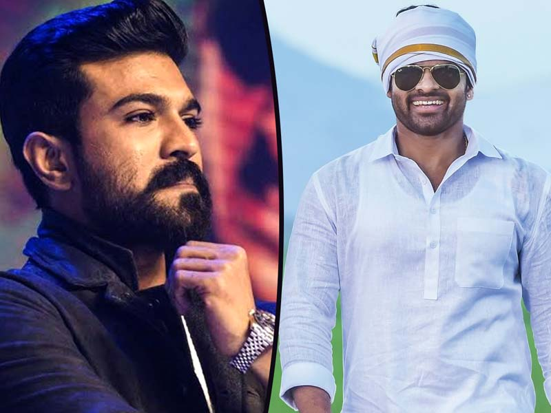 Ram Charan says, Cleverly weaved into entertainment