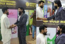 Ram Charan wins People's Entertainer Par Excellence award, Yash holds his hand