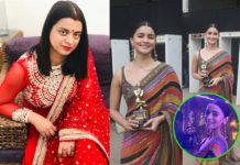 Rangoli Chandel puts RRR Girl to shame in Public
