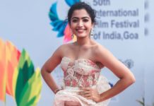 Rashmika Mandanna body needs that break