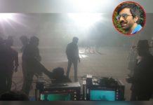 Ravi Teja Swamped with Krack Shoot